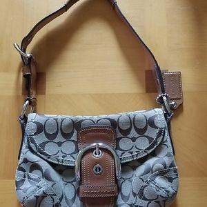 Coach 9x5 handbag.